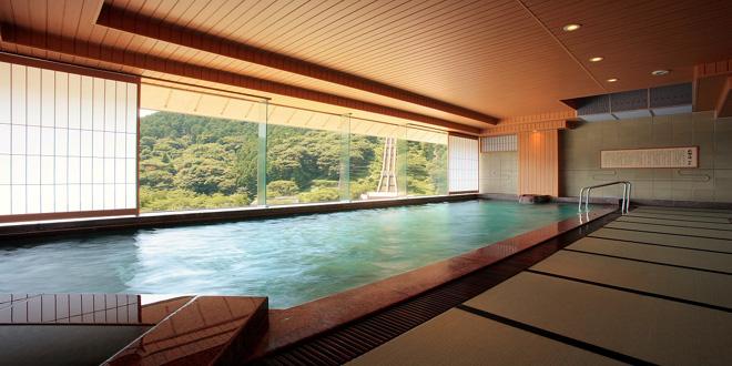 展望大浴場「萩姫の湯」